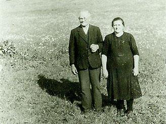 Josef und Fraziska Anzer geb. Wildenauer
